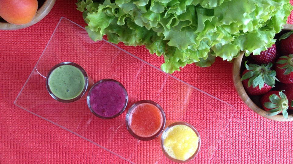 smoothies en madrid