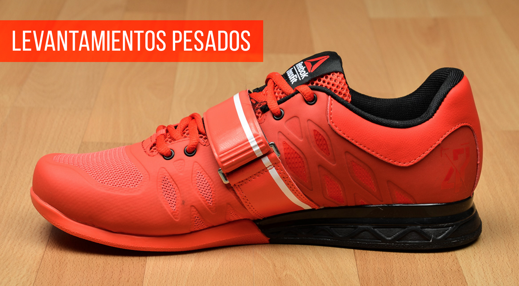 Zapatillas de CrossFit/Halterofilia: CrossFir Lifter